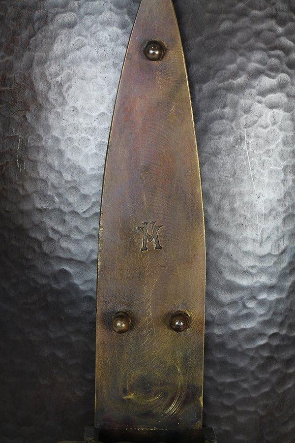 Pair of custom Hervé Van der Straeten 'Applique Coque' - 3