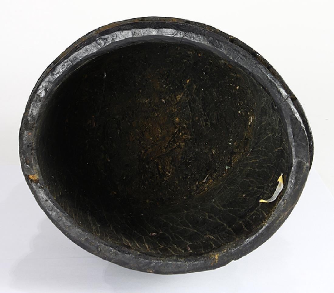 Bundu helmet mask used in dances by the Sande Society - 5