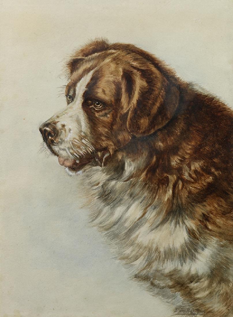Watercolor, Edmund Osthaus