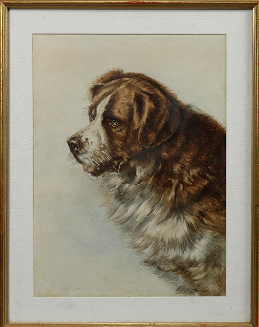 Watercolor, Edmund Osthaus - 2