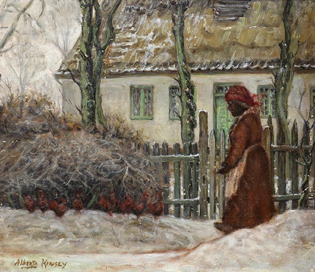 Painting, Alberta Kinsley