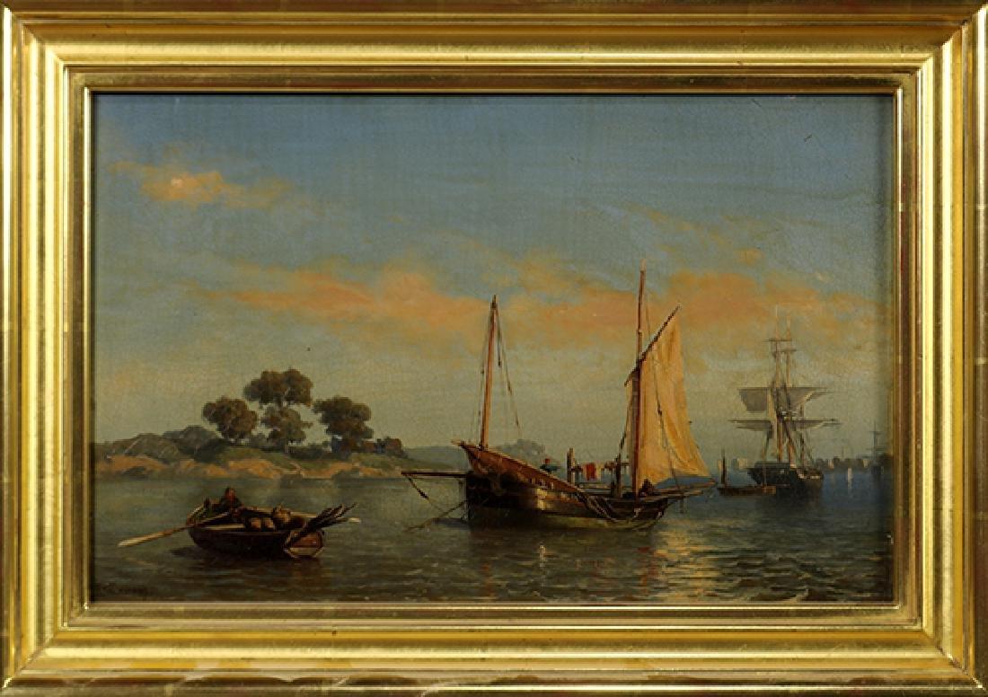 Painting, Jan Theodor Kruseman - 2