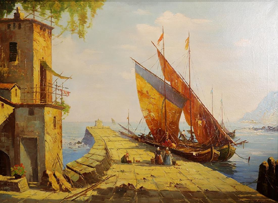 Painting, Georgi Lapchine