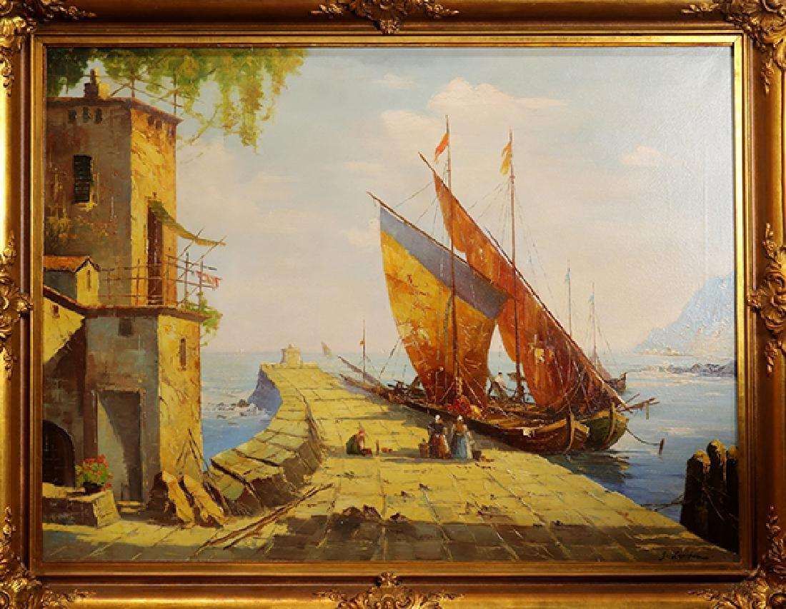 Painting, Georgi Lapchine - 2
