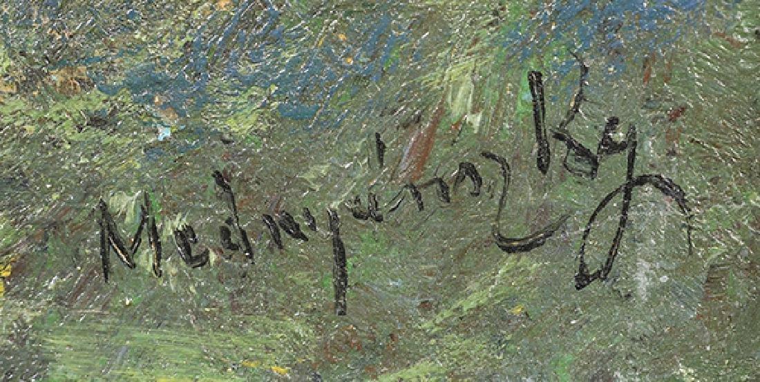 Painting, Laszlo Mednyanszky - 3