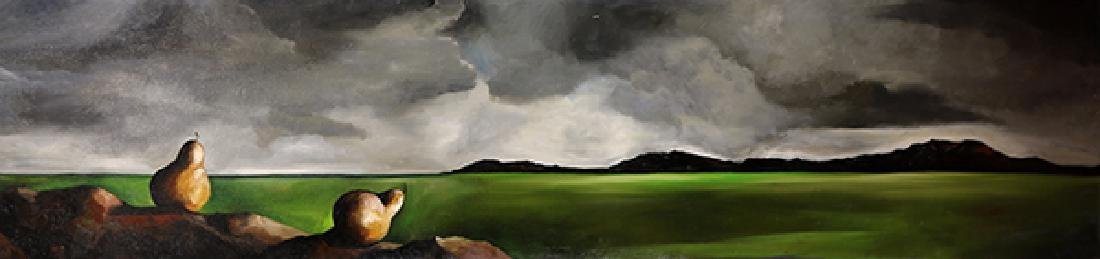 Painting, Eric Zener