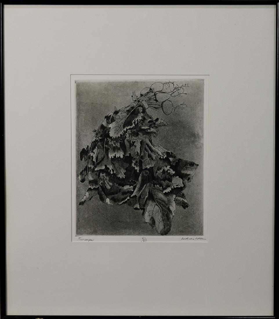 Print, Beth Van Hoesen, Turnips - 2