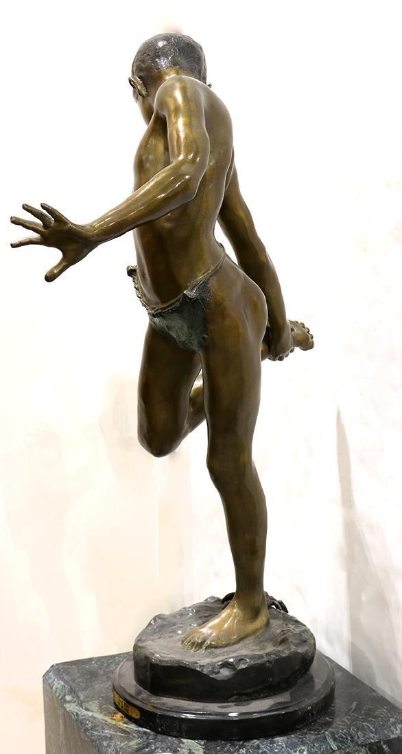 Sculpture, The Crab Boy - 2