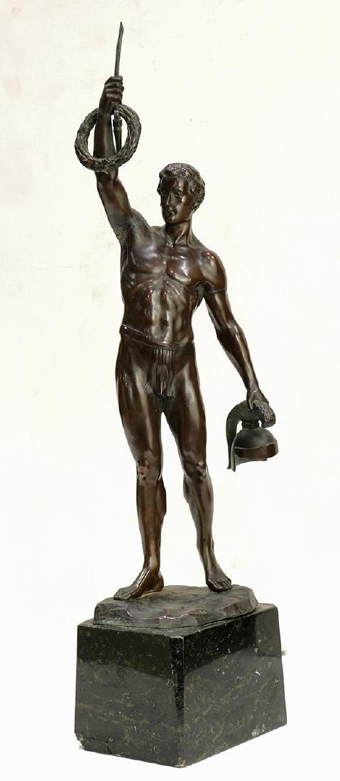 Sculpture, Hans Keck
