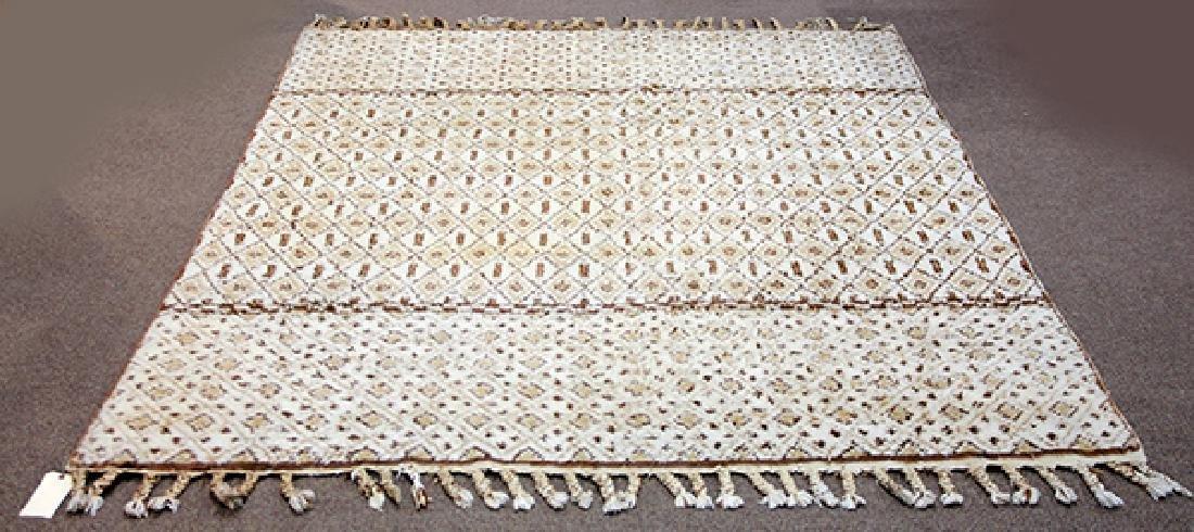Mid Century Moroccan carpet