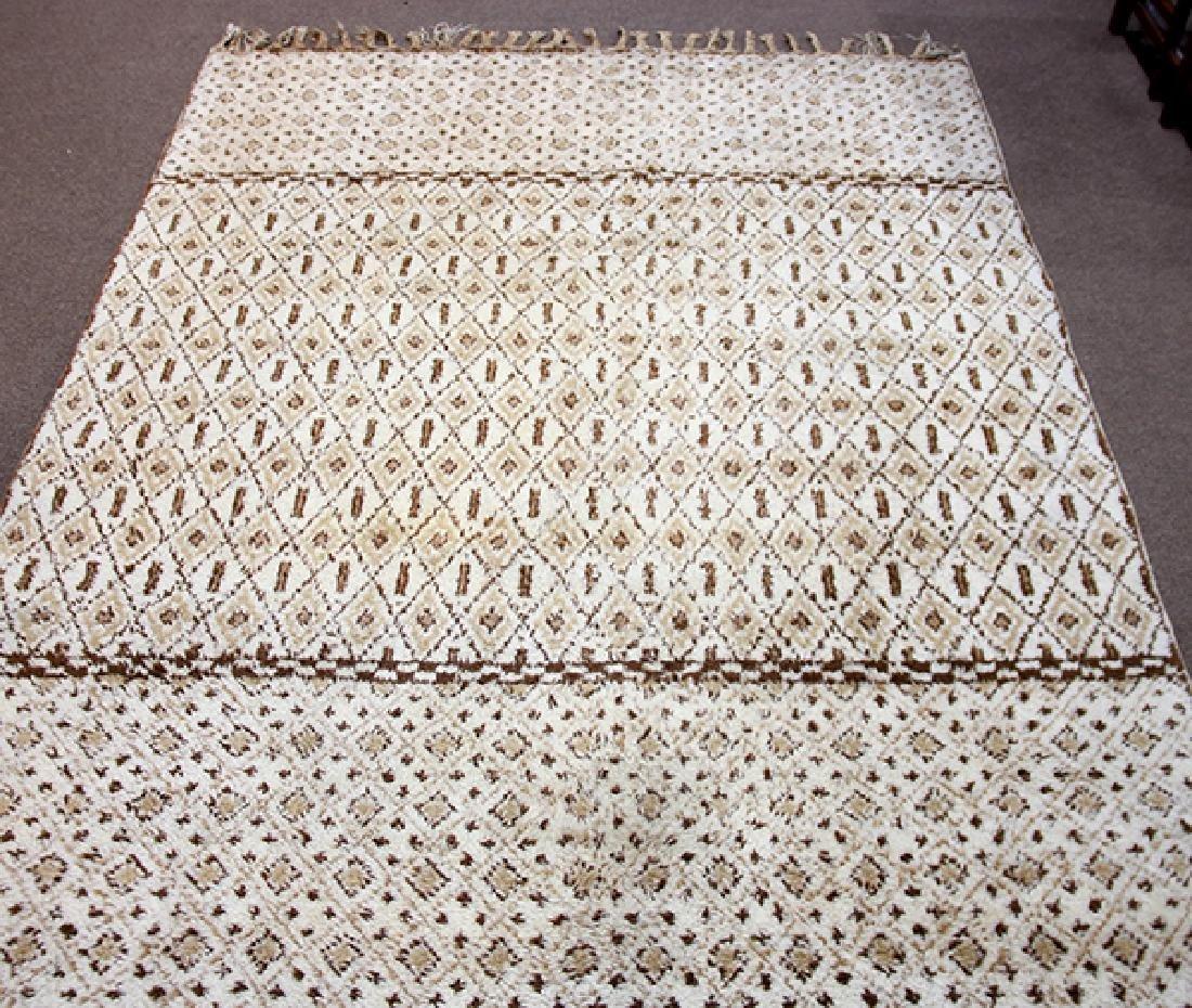 Mid Century Moroccan carpet - 2