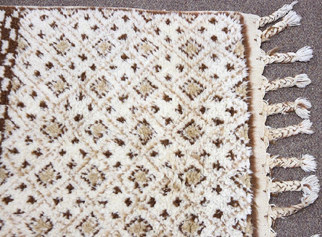 Mid Century Moroccan carpet - 3
