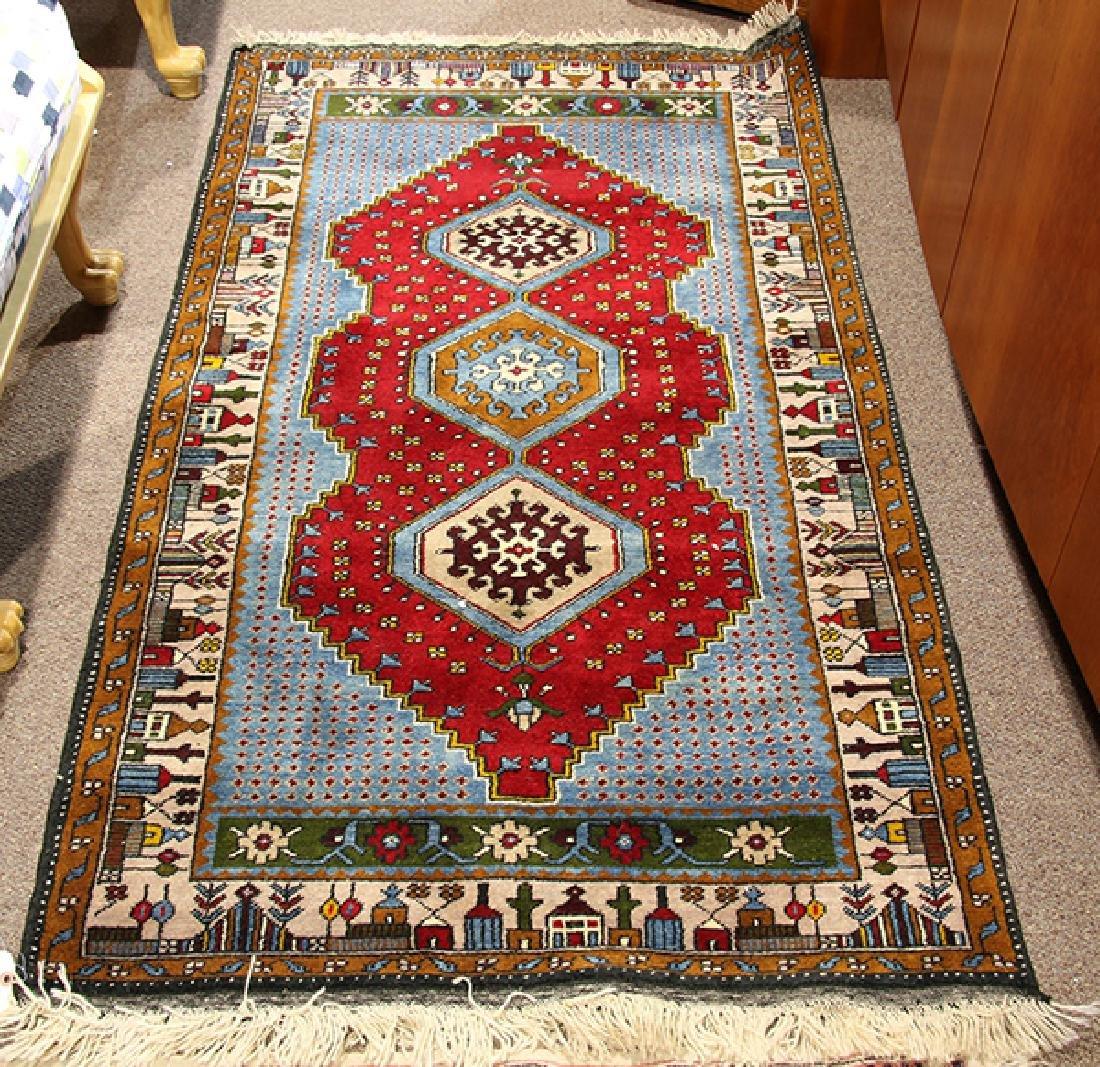Turkish Yahyali carpet