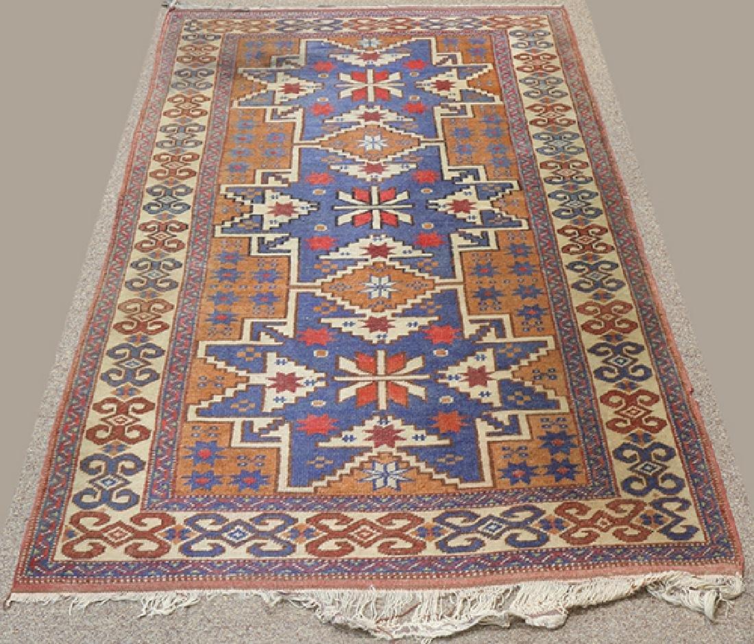 Romanian Kazak carpet