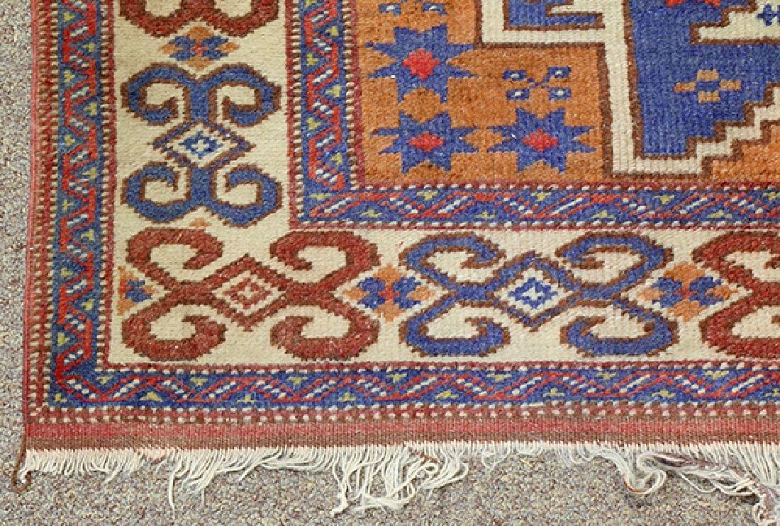 Romanian Kazak carpet - 2