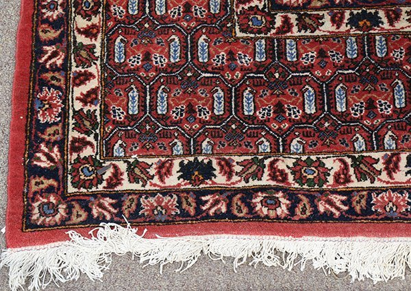 "Persian Botemir carpet, 7' x 10'5"" - 2"