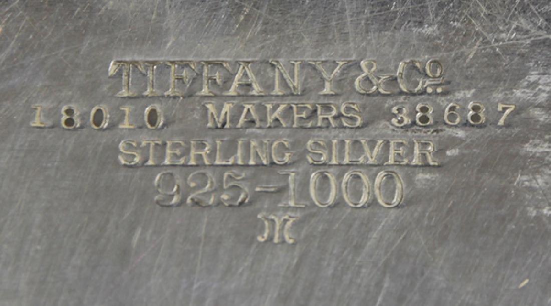 Tiffany & Co. sterling silver platter - 2