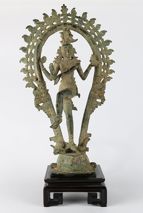 Indian Bronze Nataraja
