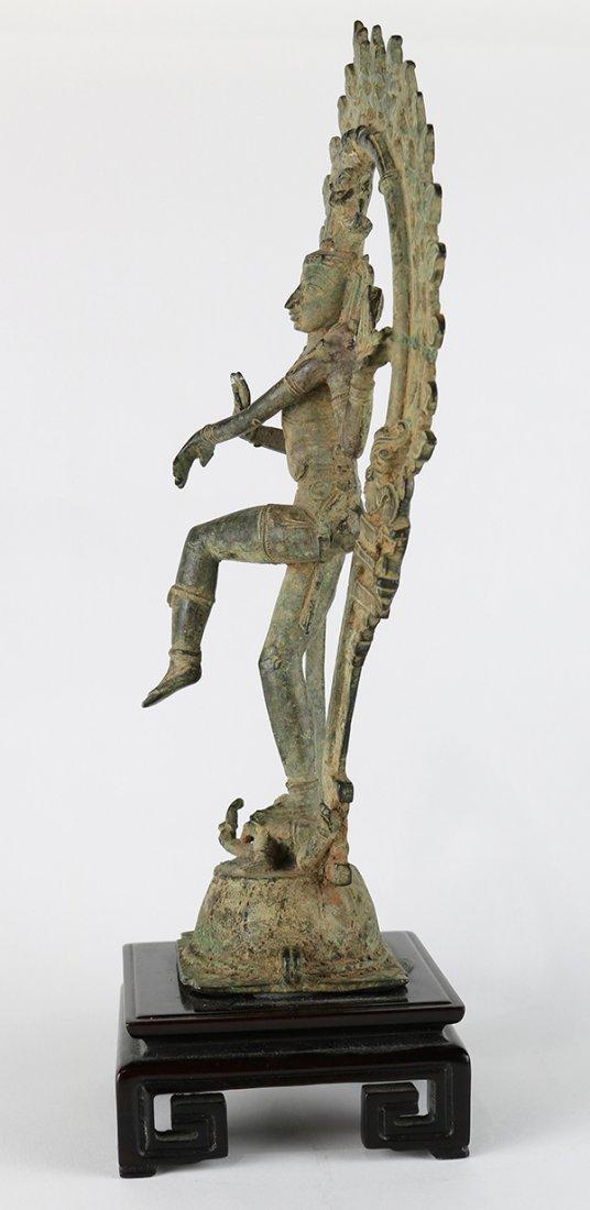 Indian Bronze Nataraja - 2