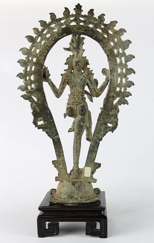 Indian Bronze Nataraja - 3
