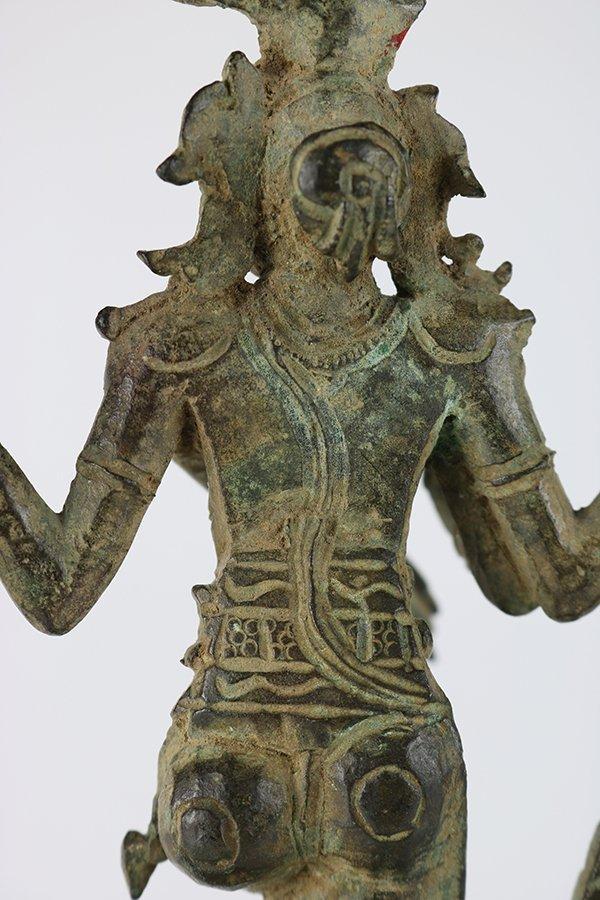 Indian Bronze Nataraja - 5