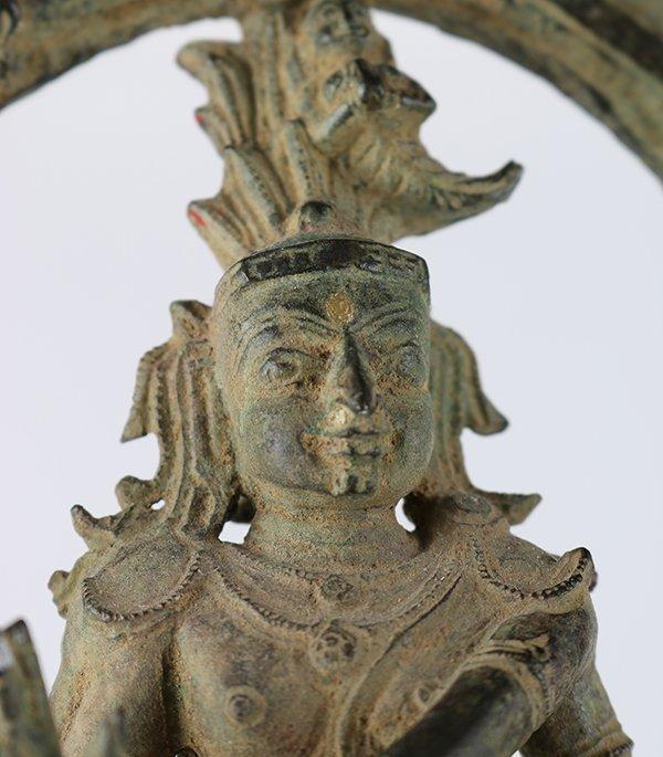 Indian Bronze Nataraja - 6