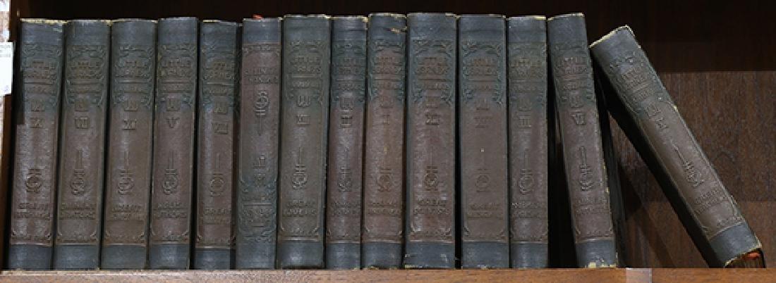 """Elbert Hubbard """"Little Journey's"""" Memorial Edition, 14"""