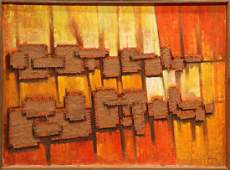 Painting, Lillian Goldberg