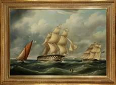 Painting, Richard Ball Spencer