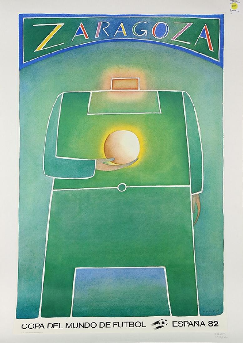 Vintage Poster, Jean-Michel Folon