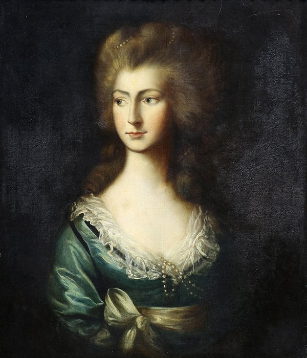 Painting, Attributed to Sir Thomas Gainsborough