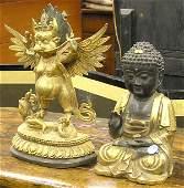 243: Chinese Buddhist Figures