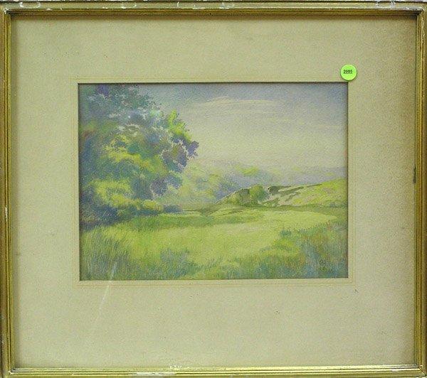 2005: Painting James Blomfield Canadian