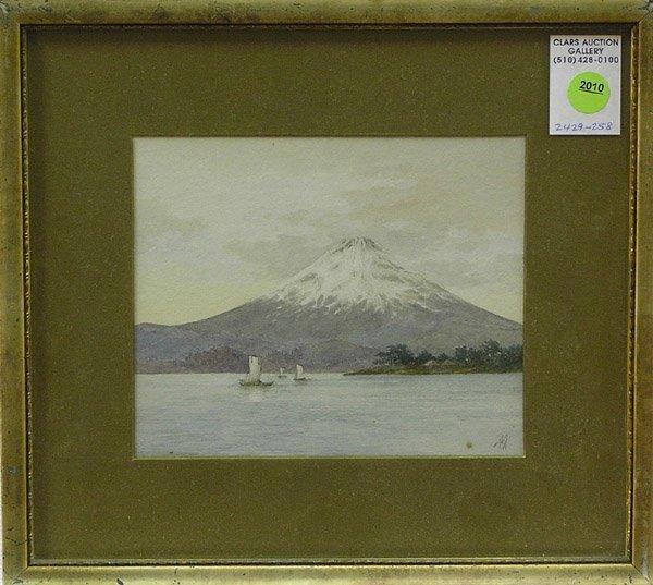 2010: Painting American Harry Moore Japan