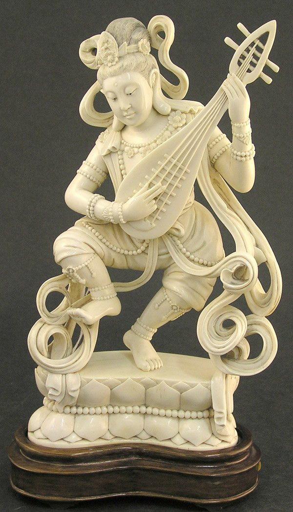 2017: Chinese Ivory Celestial Musician