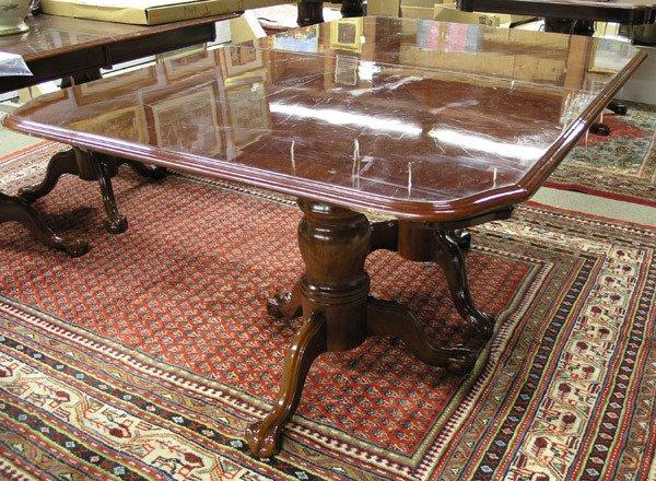 6012: Mahogany dining table