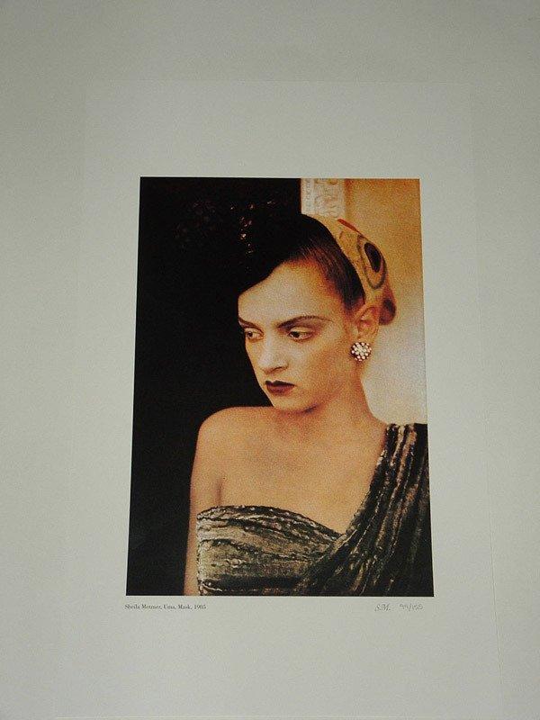 6015: Offset lithographs, Kertesz, Metzner