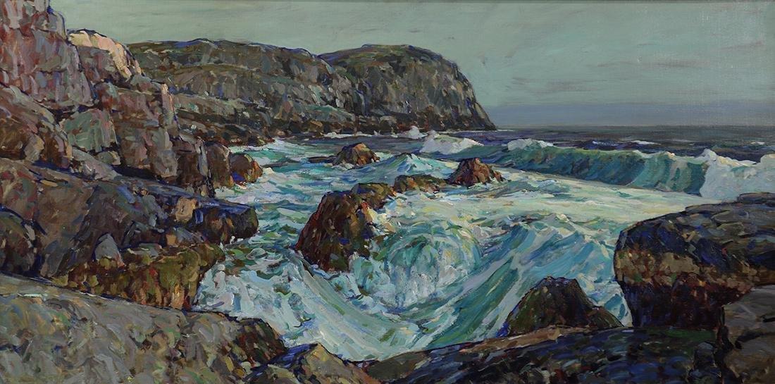 Painting Karl Schmidt