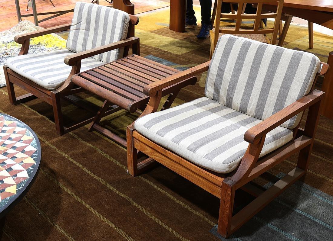 (lot of 7) Kipp Stewart Designs for Summit Furniture