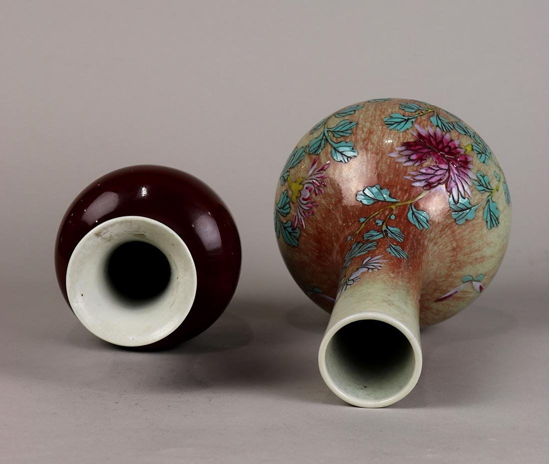 Two Chinese Porcelain Vases - 6
