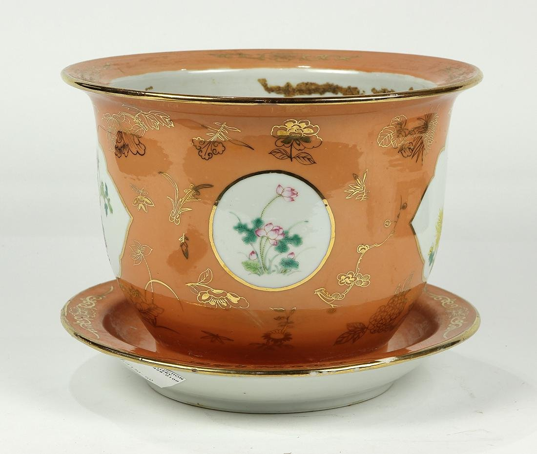 Chinese Porcelain Planter - 2