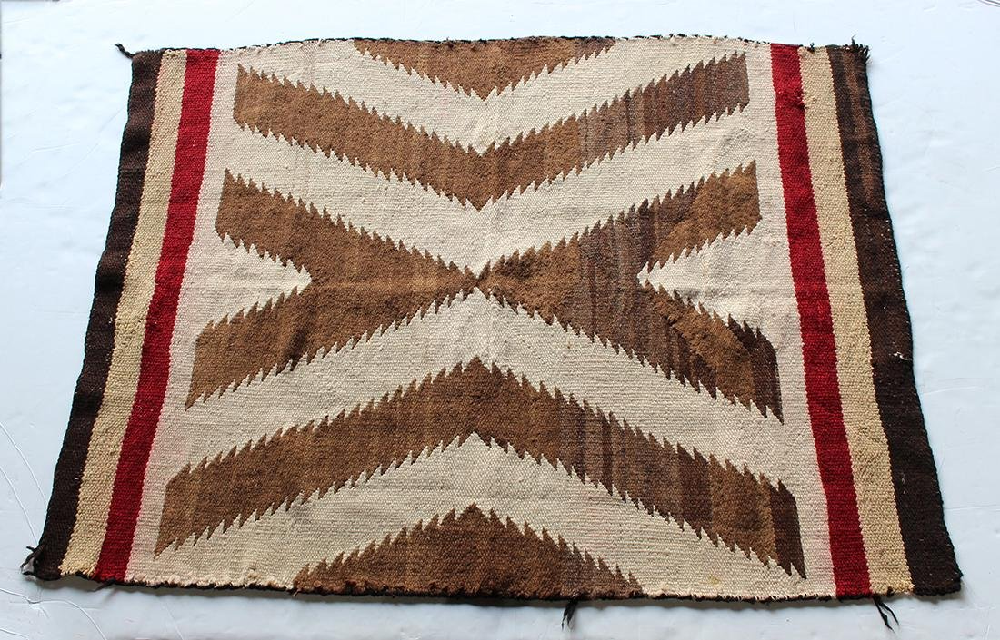 (lot of 3) Navajo carpets