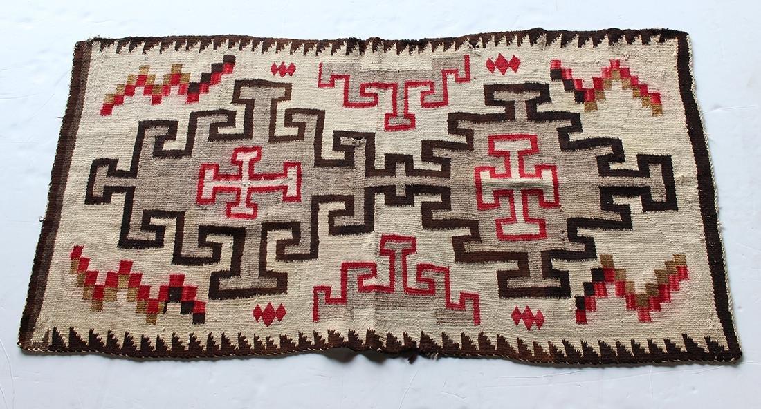 (lot of 3) Navajo carpets - 2