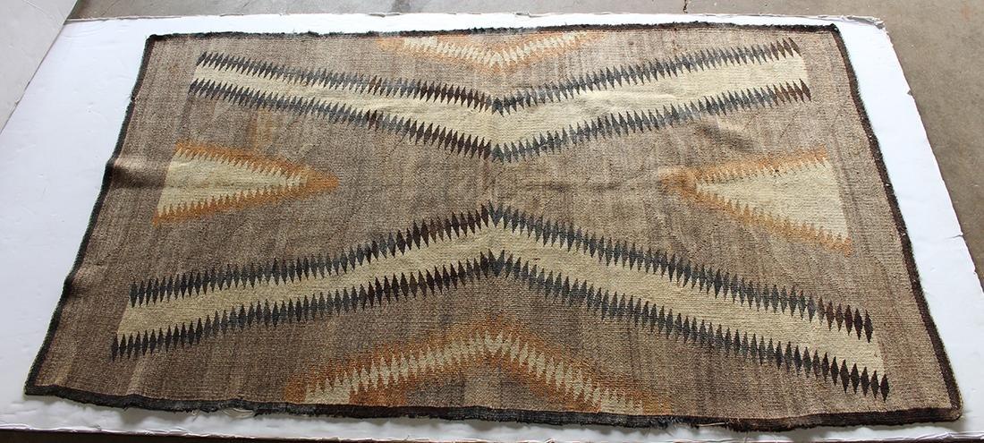 (lot of 3) Navajo carpets - 3