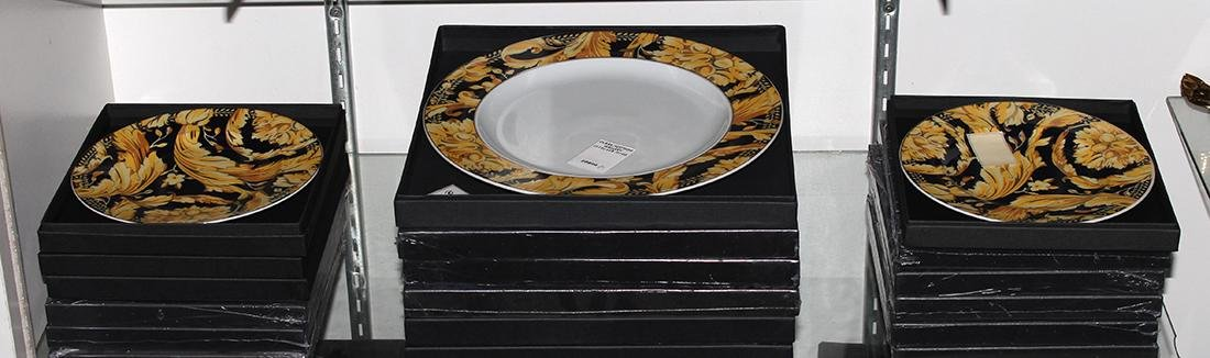 (lot of 60) Versace for Rosenthal partial table - 3