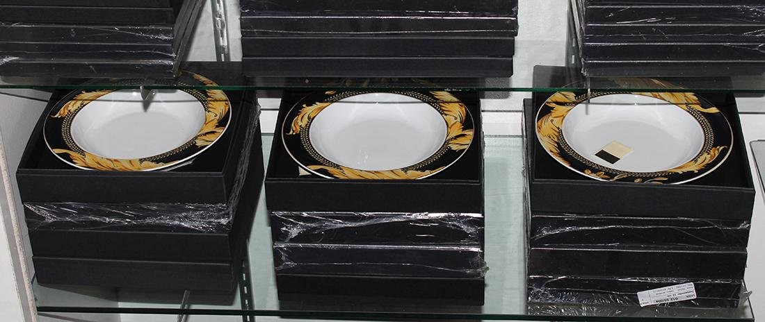 (lot of 60) Versace for Rosenthal partial table - 4