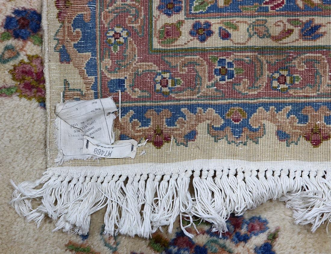 Persian Kerman rug - 4