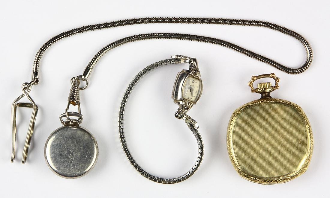 Collection of multi-stone, gold, silver, metal and - 2