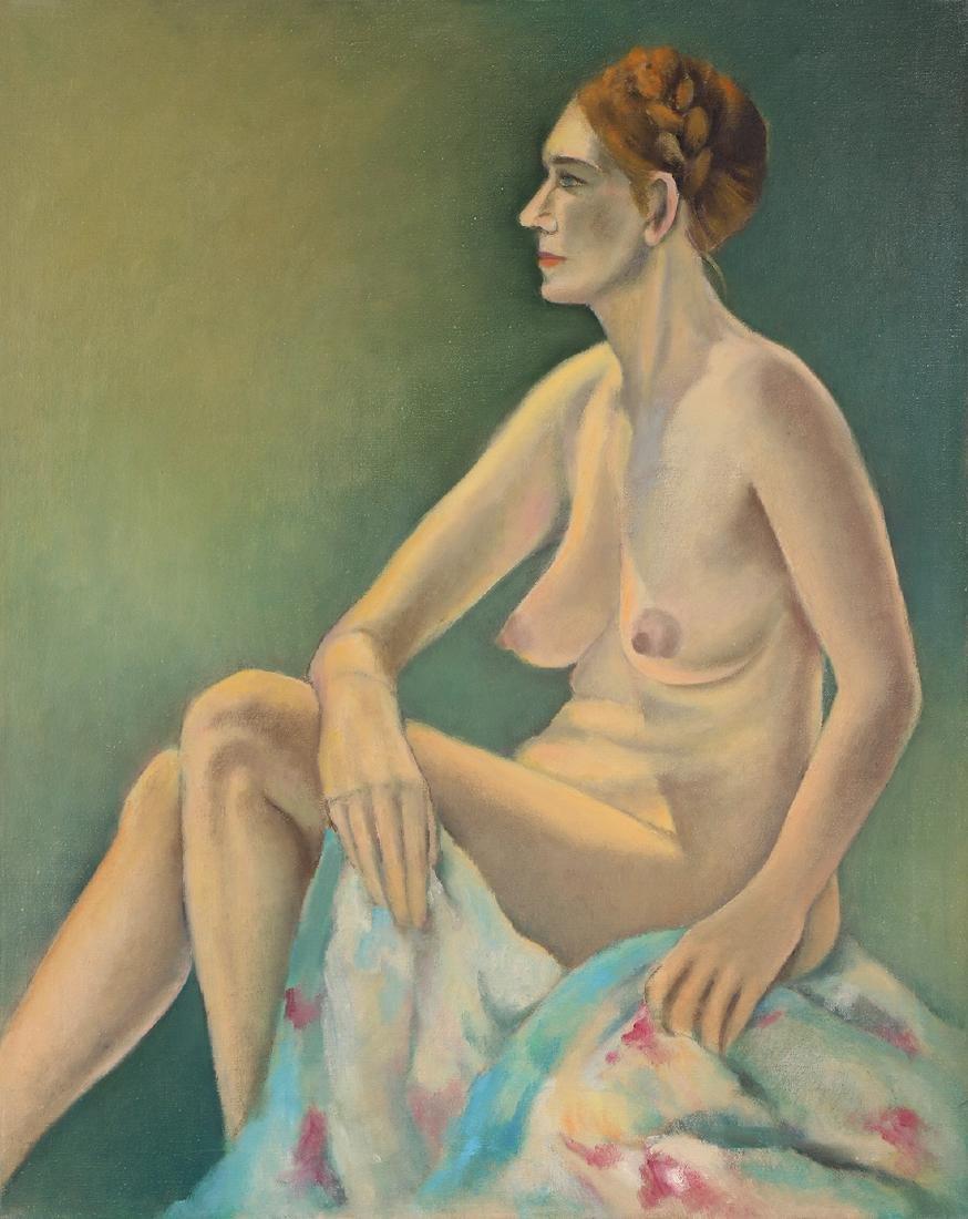 Painting, Attributed to Iku Nagai