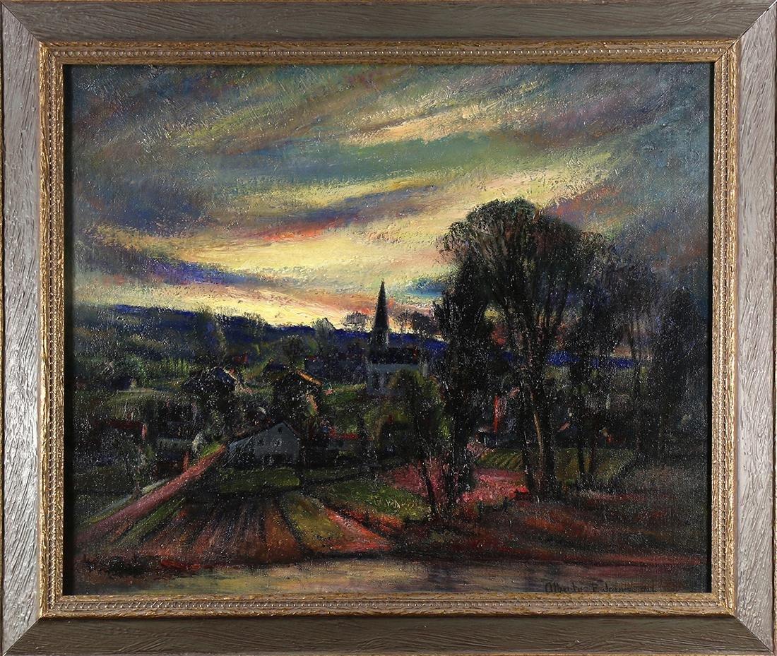 Painting, Albertus Jones